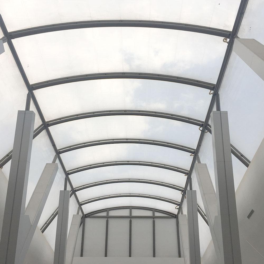 Glass Atrium