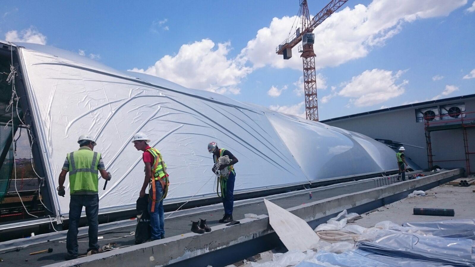 ETFE Atrium Eastgate 05