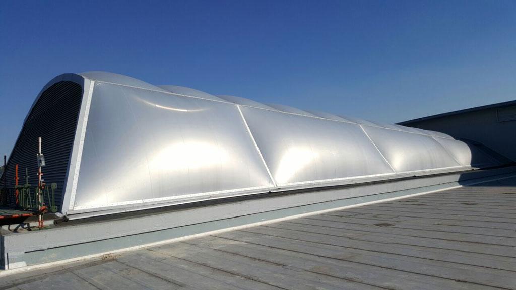 ETFE Atrium Eastgate 07