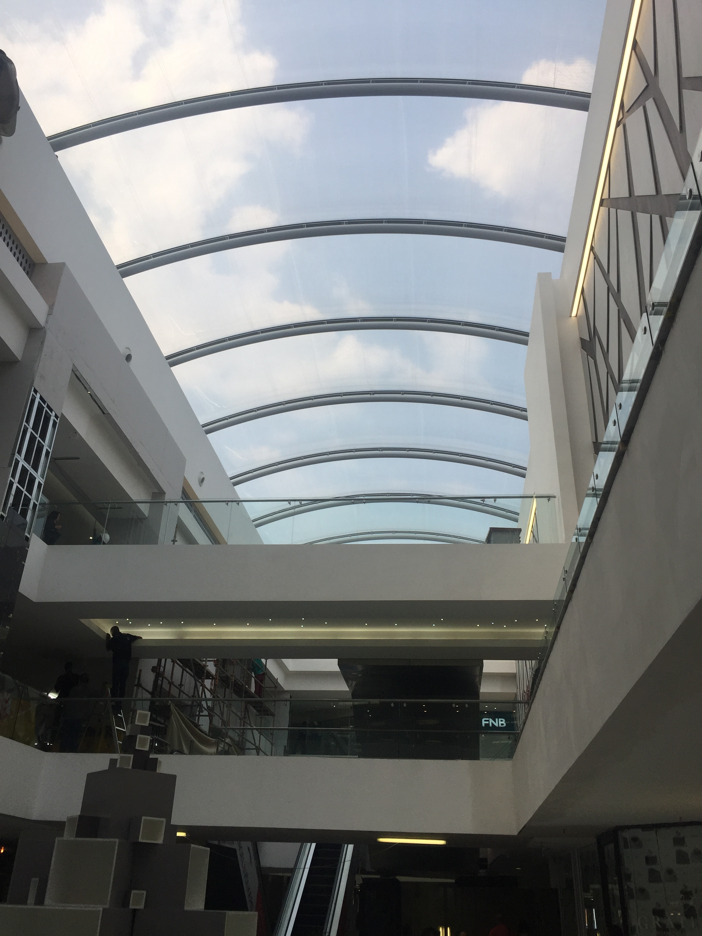 ETFE Skylight Benmore