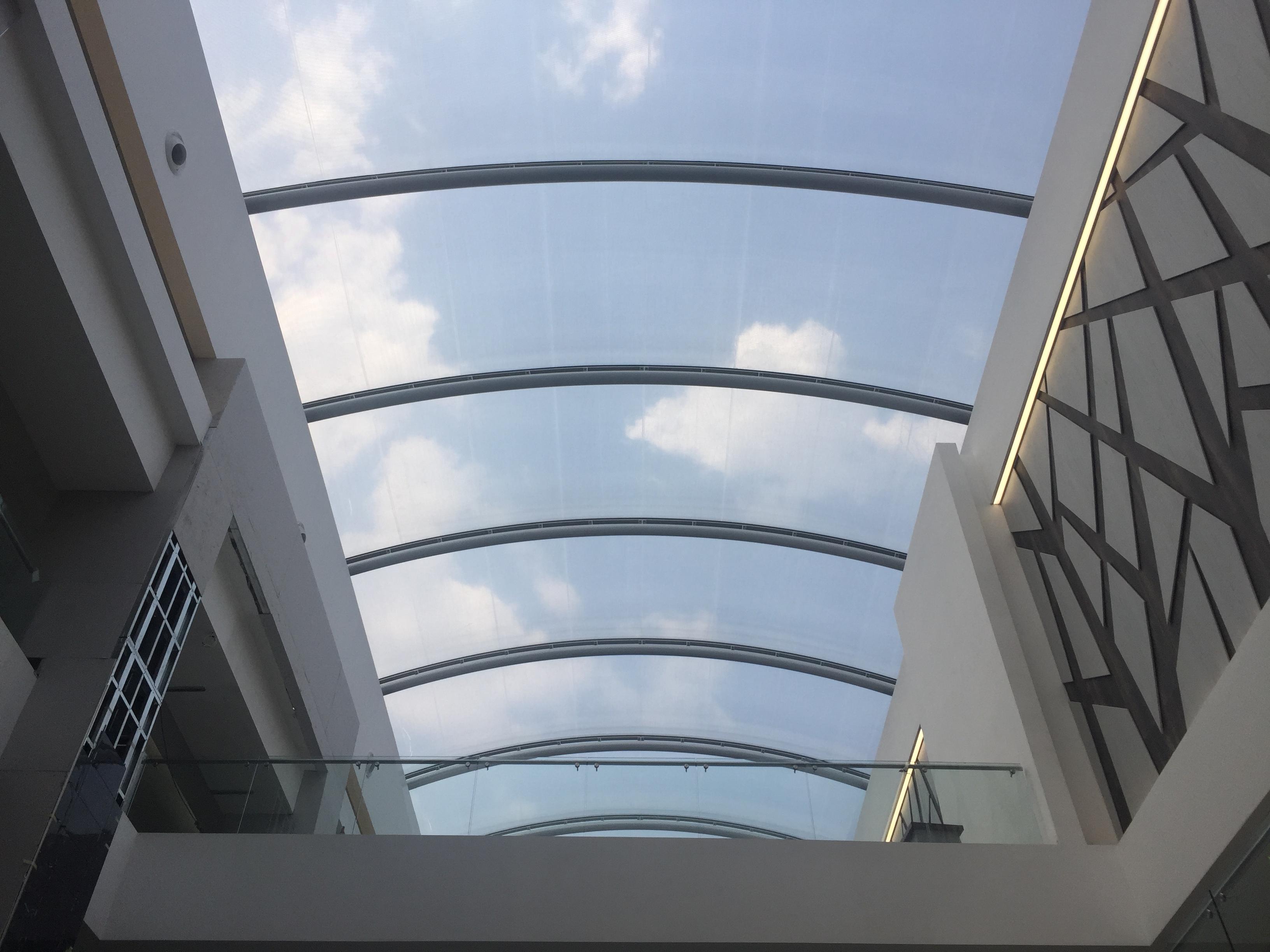 ETFE Skylight Benmore 07