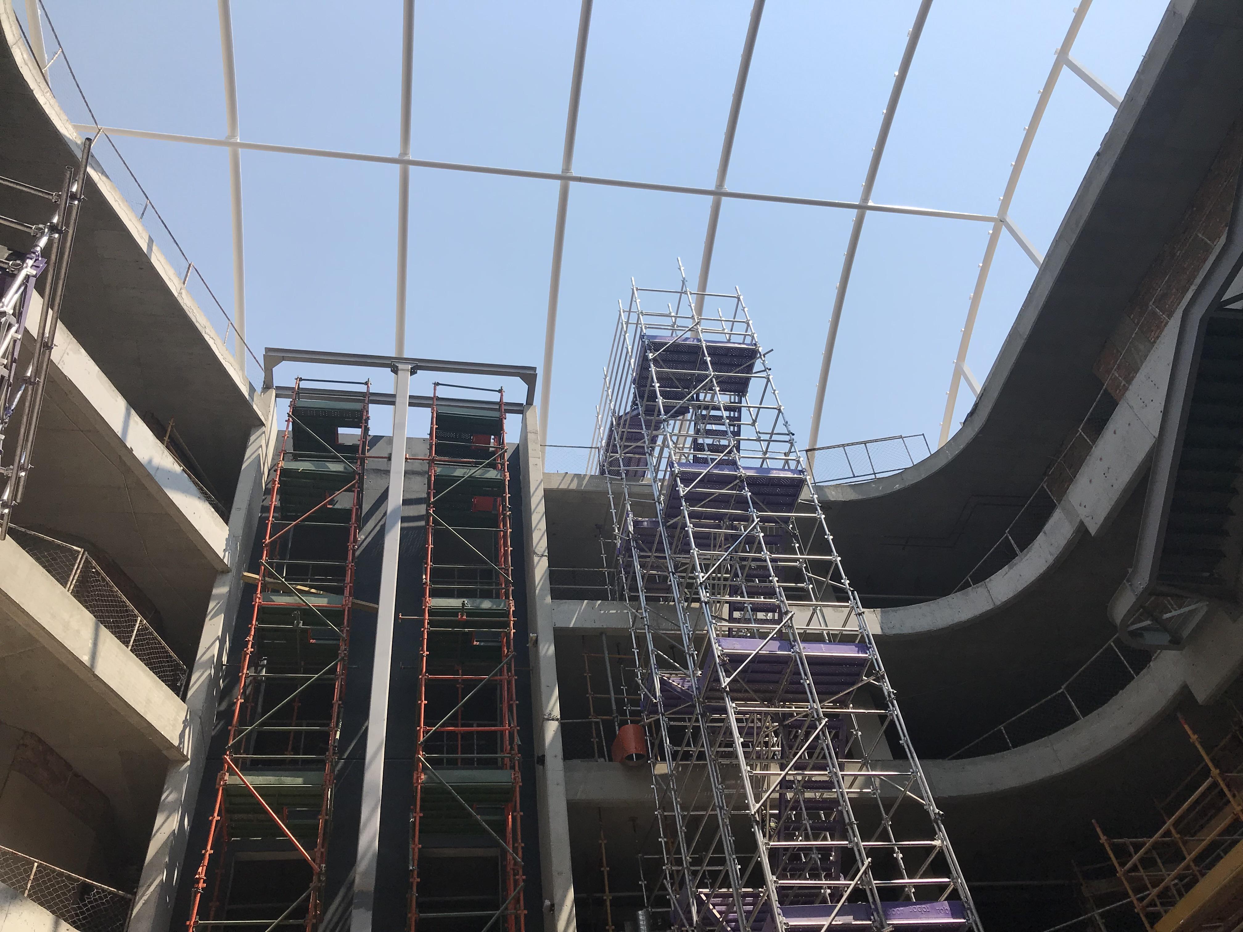 ETFE Skylight Exxaro 02