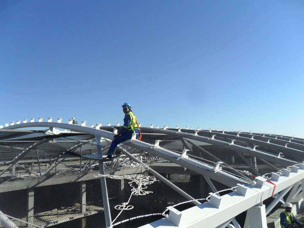 ETFE Skylight Multichoice 05