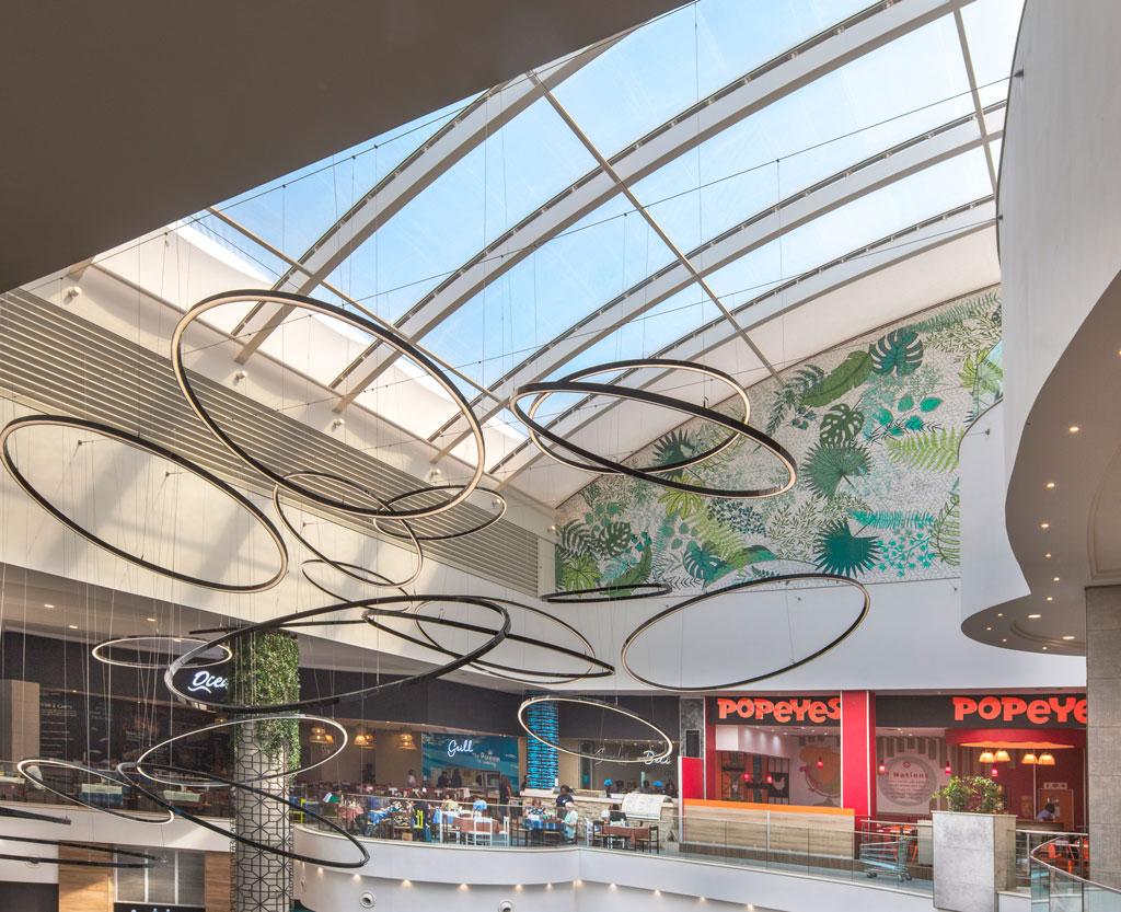 ETFE Skylight Sandton